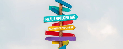 You are currently viewing Frauenpilgertag